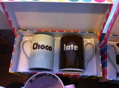 Set You & Me Choco NEW MI