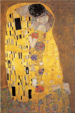 Quadro THE KISS KLIMT