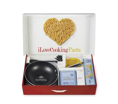 Ballarini Set I Love Cook